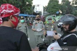 215 warga Kota Bogor tidak gunakan masker terjaring operasi