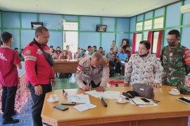 PT Kencana Group bersama pihak terkait sepakat tanggulangi Karhutla