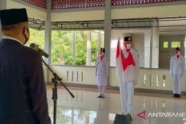 Wakil Bupati Kayong Utara kukuhkan Paskibraka 2020