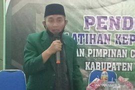 Ansor Ramadan : LKKD III DPC PPP HST wahana silaturrahmi dan pengkaderan