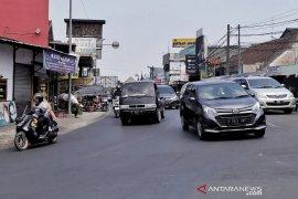 Polisi rekayasa buka-tutup lalu-lintas di Lembang saat libur panjang