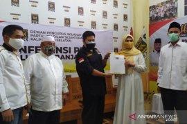 PKS resmi mengusung Ananda-Mushaffa pada Pilkada Banjarmasin