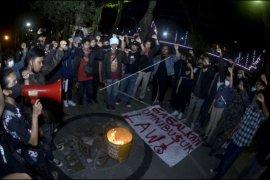 Aksi Aliansi Bali Tidak Diam
