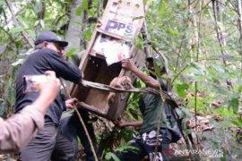 PT Timah-Alobi Foundation ambil bagian memerdekakan satwa liar dalam momen HUT RI ke-75