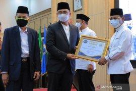 Kota Tangerang raih tiga penghargaan pada MTQ XVII Provinsi Banten