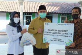 Perumnas dan dua BUMN kembali bagikan paket sembako ke masyarakat terdampak pandemi