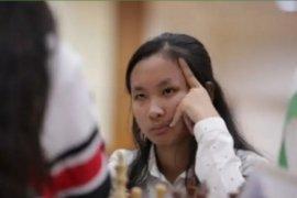 Ummi menang saat Indonesia ditekuk Bulgaria dalam olimpiade catur online