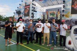 """Wagub apresiasi konser musik """"drive in"""" pertama di Bali"""