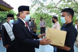 Forkopimda Aceh Besar ziarahi Makam Laksamana Keumala Hayati