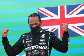 Hamilton dominan juarai GP Spanyol