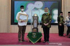 Kota Tangsel enam kali raih gelar juara umum MTQ Banten