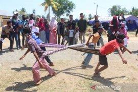 Warga Imigran Myanmar etnis Rohingya ikut meriahkan HUT Kemerdekaan RI