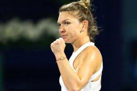 Simona Halep juarai Praha Terbuka setelah kalahkan Mertens