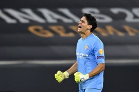 Yassine Bono, pahlawan yang antar Sevilla ke final Liga Europa