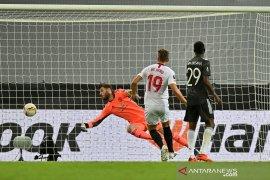 Sevilla kalahkan MU untuk membuka jalan ke final Liga Europa