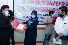 Tujuh pasien COVID-19 di Kabupaten Penajam dinyatakan sembuh