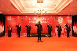 Langkah menuju Indonesia Maju tak akan terhenti karena pandemi