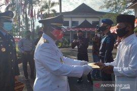 107 WBP Lapas Kelas II B Tanjung Pandan terima remisi umum HUT RI