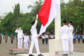 Wakil Wali Kota pimpin upacara HUT Kemerdekaan RI