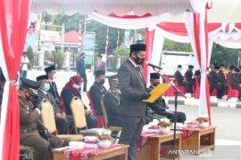 Moment kemerdekaan Ketua DPRD ajak tetap sehat dan semangat