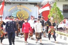 HUT ke-75 RI, Tiga tahanan korupsi di Bali tidak terima remisi