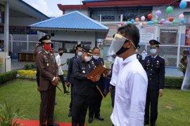 1.227 narapidana Lapas Kota Binjai dapat remisi