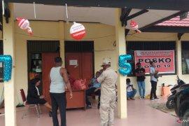 Pasien COVID-19 Kota Sorong ikut meriahkan HUT RI