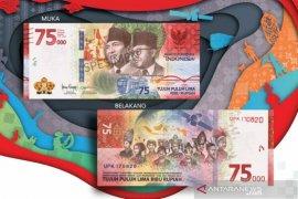 Hoax, pakaian adat China dalam gambar uang kertas Rp75.000