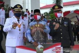 HSU's village wins the second best kampung tangguh banua