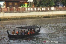 Susur Sungai Martapura Menjadi Wisata Andalan Kota Banjarmasin