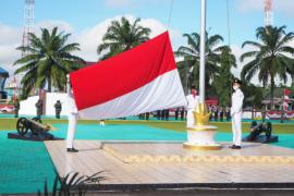 Bupati perbatasan berharap Indonesia maju dan mampu berkompetisi