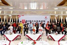 Gubernur Sumut:  Peringatan HUT RI kuatkan semangat kemerdekaan
