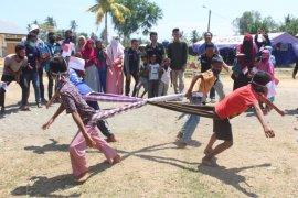 Begini cara pengungsi Rohingya rayakan HUT RI ke-75