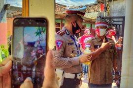 Kasatlantas: Kampung Tangguh Wonocolo tumbuhkan kesadaran tertib lalu lintas