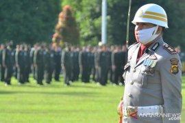 AKBP Yuyan Priatmaja komandan upacara peringatan HUT RI ke-75 di Jambi