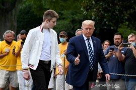 Donald Trump Jr. dinyatakan positif COVID-19