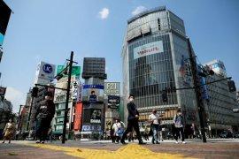 Ekonomi Jepang menyusut pada rekor tercepat, pandemi virus corona pukul pengeluaran