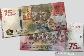 1.200 orang warga Bengkulu pesan uang pecahan Rp75 ribu