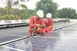 Pembangkit listrik tenaga surya punya daya tarik tersendiri dan mudah dilakukan di berbagai lokasi