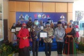 Wali kota apresiasi lima koperasi terima penghargaan provinsi