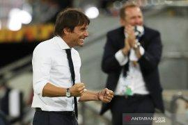 Conte: Inter berjuang keras kalahkan Shakhtar meski pesta gol