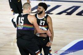 Nuggets merebut gim pertama kontra Jazz lewat overtime