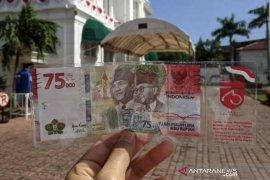 Bank Mandiri siapkan 408 kantor cabang untuk tukar uang pecahan Rp75.000