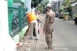 Satpol PP Jakarta Pusat tindak 1021 warga tak pakai masker