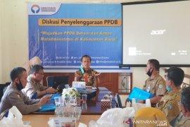 Ombudsman Kalbar sampaikan temuan dalam PPDB SMP di Kota Pontianak