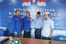 PAN resmi usung Martinus Kajot - Carlos Dja'afara di Pilkada Bengkayang