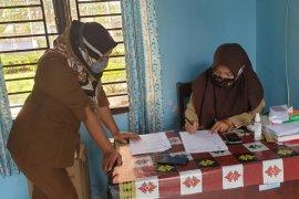 Pemakaian masker wajib di perkantoran Pemkab Simalungun cegah penyebaran COVID-19