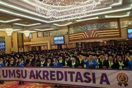 Diumumkan Kemendikbud, UMSU posisi pertama PTS di Sumut