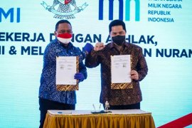 BP2MI-Kementerian BUMN jalin kerja sama, sejarah baru perlindungan pekerja migran