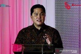"Menteri BUMN  Erick ingin Indonesia jadi ""market"" mandiri dan miliki keunggulan"